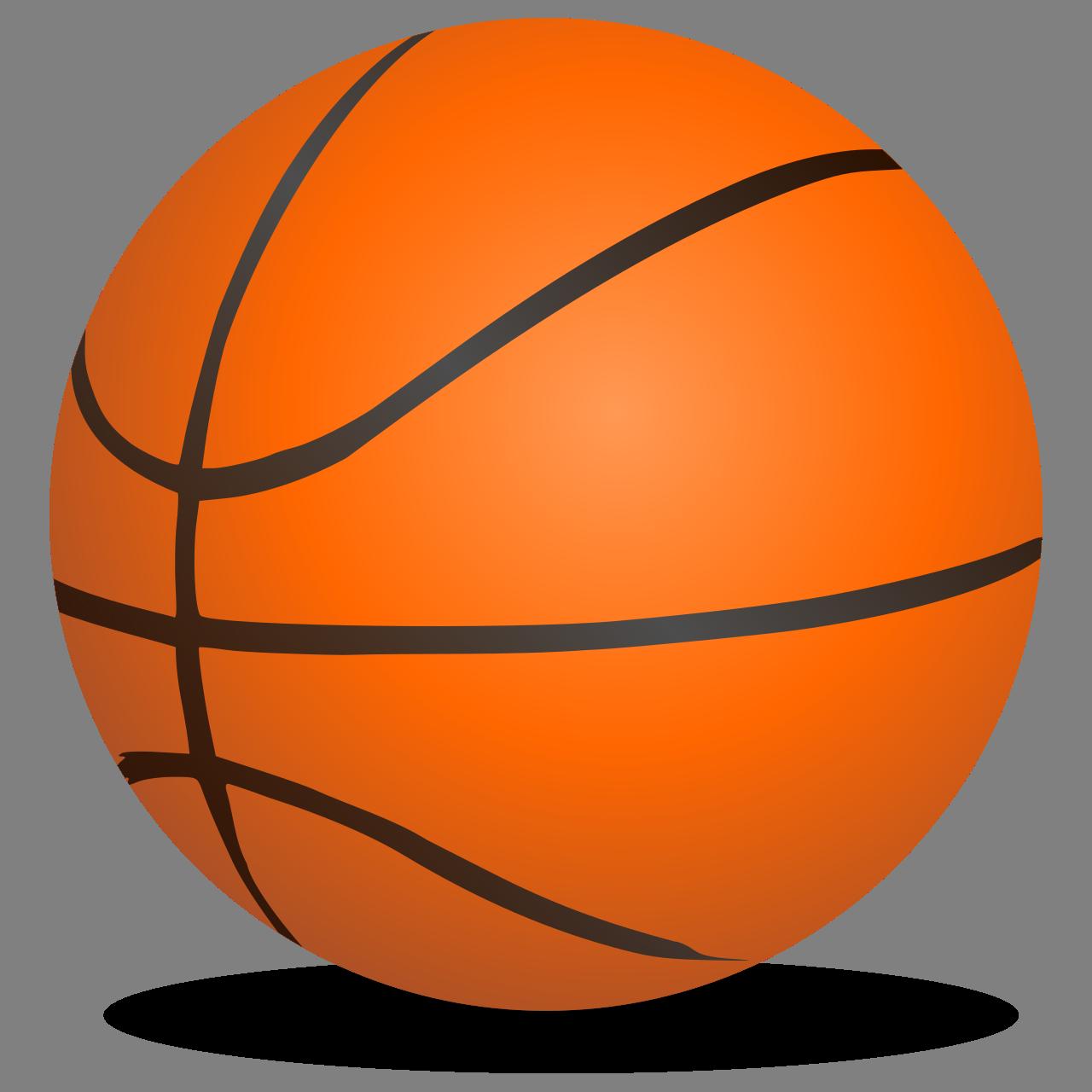 Obrazek Klipart Basketbalovy Mic Zdarma Ke Stazeni V Rozliseni