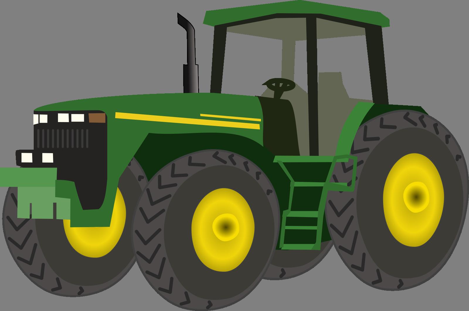 Obrazek Klipart Traktor Zdarma Ke Stazeni V Rozliseni 1600x1060 Px