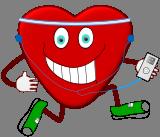 Běžící srdce