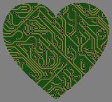 Elektronické srdce