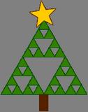Fraktálový stromeček