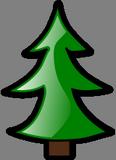 Jednoduchý stromek