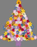 Květinový stromek