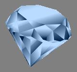 Modrý drahokam