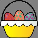 Ošatka s vajíčky
