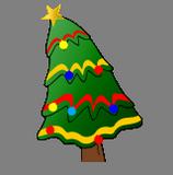Ozdobený stromeček