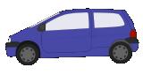 Renault Twingo - Vektorový obrázek nebo-li klipart (angl. clipart). Tento obrázek má název Renault Twingo. Pakliže si chcete obrázek Renault Twingo stáhnout k dalšímu užití, doporučujemedownload klipartu ve formátu SVG. Formát SVG je tzv. bezeztrátový - velikostobrázku lze libovolně změnit aniž by utrpěla výsledná kvalita nebo se změnilavelikost souboru. Pokud vytváříte prezentace v programu Power point nebo v podobných programech jako je Open Office Impress, může vám právě tento obrázek hodit.