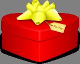Romantický dárek