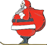 Santa špekoun