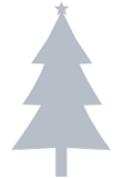 Šedý stromeček