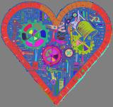 Steampunk srdce