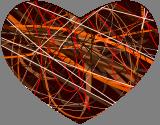 Strakaté srdce