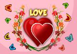Valentýnské blahopřání