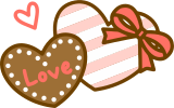 Valentýnské bonbony