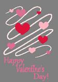Valentýnské přání anglicky