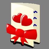 Valentýnské psaní