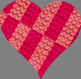 Vlněné srdce