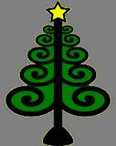 Zakulacený stromek
