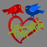 Zamilovan� pt��ci