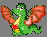Zamilovaný drak