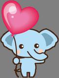 Zamilovaný slon