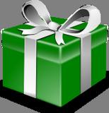 Zelený dárek