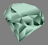 Zelený drahokam