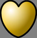 Zlaté srdíčko
